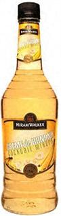 Hiram Walker Liqueur Creme de Banana 750ml - Case of 12